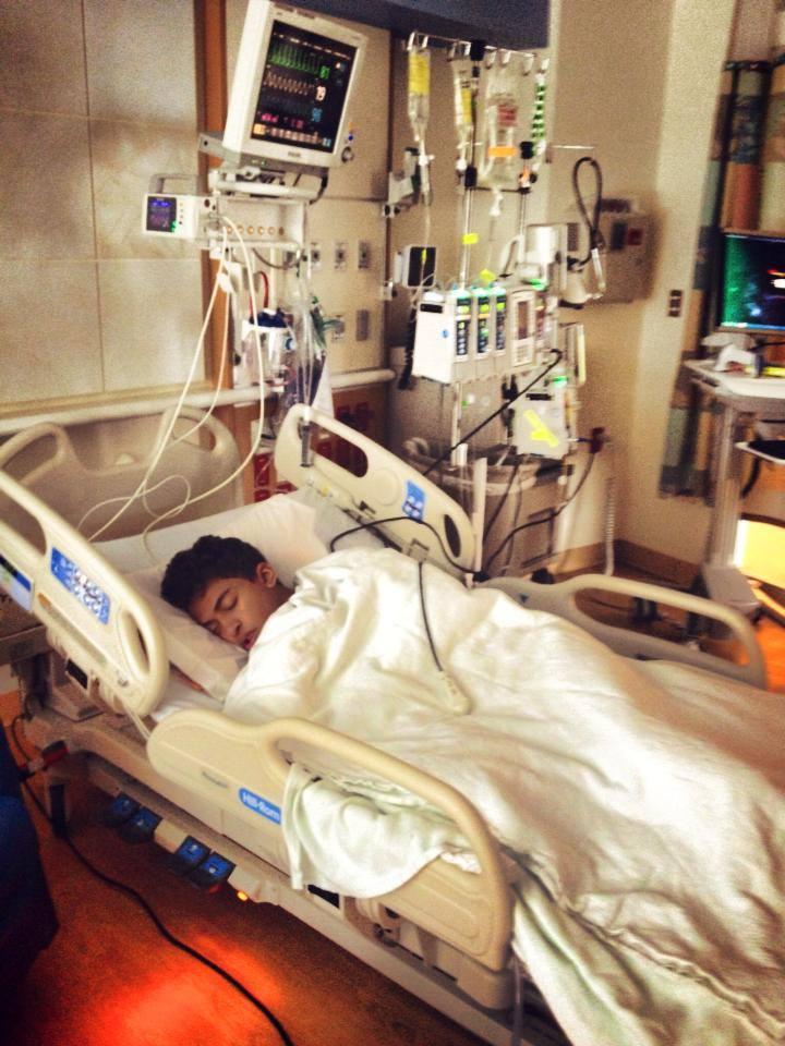 Isaiah-hospital