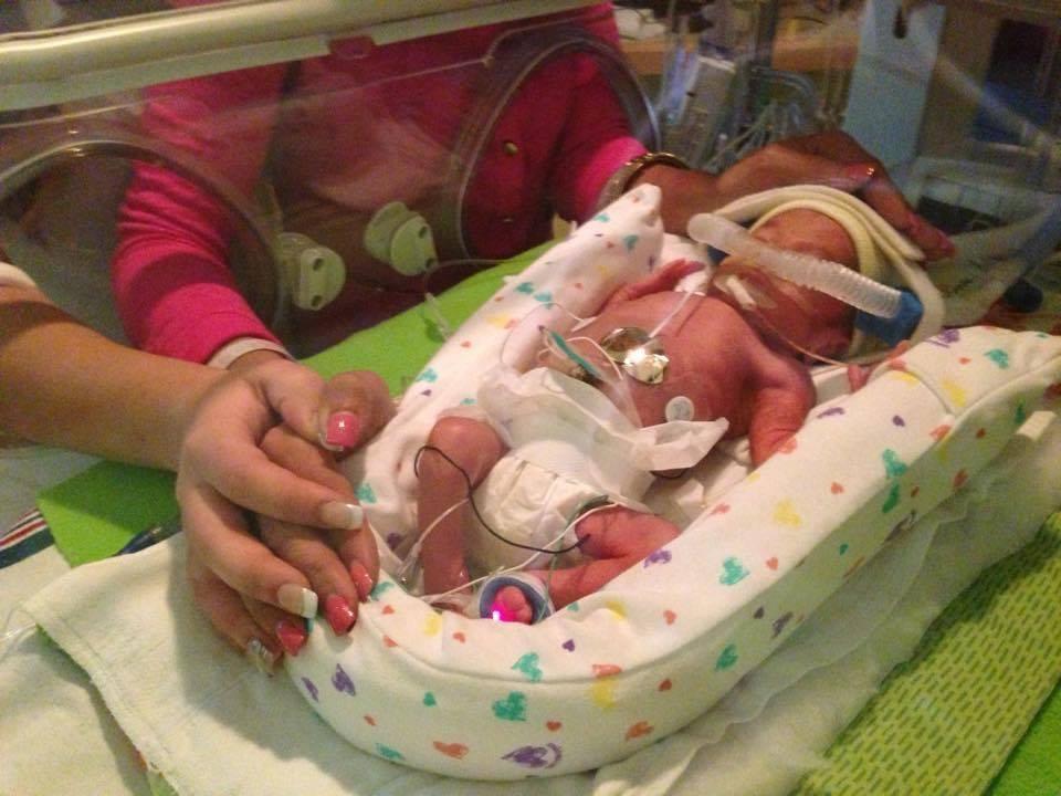 Jaxon Gilmore Newborn ICU