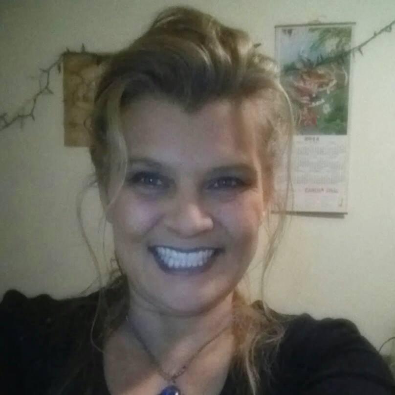Mad Angel smiling