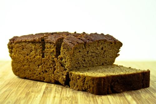 Gluten Free Pumpkin Bread Photo