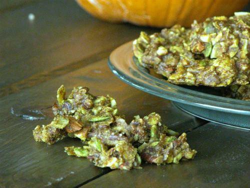 Grain Free Pumpkin Spice Granola Recipe Photo